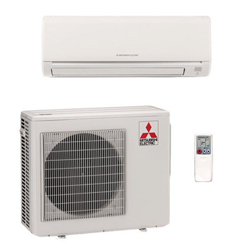 Mitsubishi Ductless Mini Split System